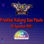 Prediksi Kalong Sao Paulo 26 Agustus 2021
