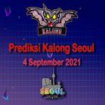 Prediksi Kalong Seoul 4 September 2021