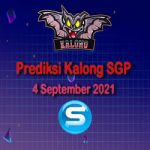 Prediksi Kalong Singapura 4 September 2021