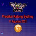 Prediksi kalong Sydney 11 Agustus 2021