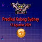 Prediksi Kalong Sydney 13 Agustus 2021