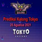 Prediksi Kalong Tokyo 25 Agustus 2021