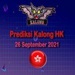 prediksi hk 26 september 2021