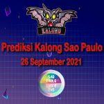 kalong sao paulo 26 september 2021