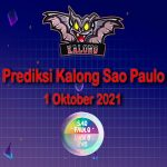 kalong sao paulo 1 oktober 2021