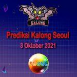 kalong seoul 3 oktober 2021