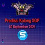kalong sgp 30 september 2021