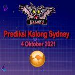 kalong sydney 4 oktober 2021