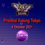 kalong tokyo 4 oktober 2021