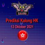 kalong hk 13 oktober 2021
