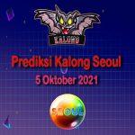 kalong seoul 5 oktober 2021