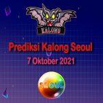 kalong seoul 7 oktober 2021