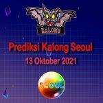 kalong seoul 13 oktober 2021