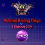 kalong tokyo 7 oktober 2021